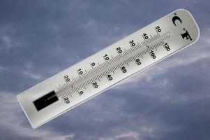 Comment enregistrer température et d'humidité