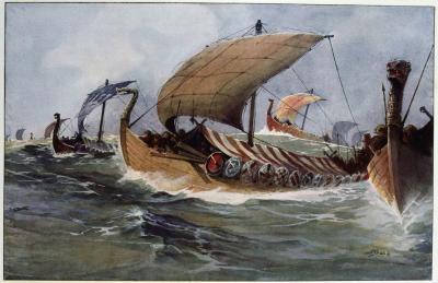 Comment souffler une Corne Viking