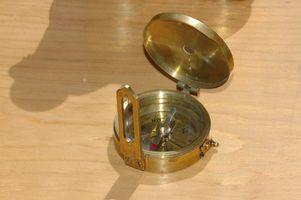 Comment réparer un Brunton Compass