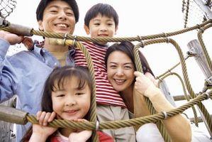 Comment enseigner aux enfants la sécurité Parc