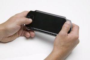 Comment faire pour installer SNES sur la PSP