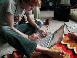 Comment surveiller un enfant Computer Usage
