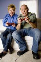 Jeux électroniques pour les personnes âgées