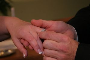 L'histoire de l'Annulaire mariage
