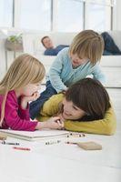 Activités socioaffectif pour tout-petits