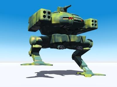 Wii Robot Jeux