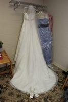 Comment Porter une robe de mariée sur un avion