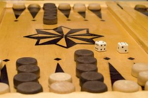 Comment réparer Backgammon jeu Boards