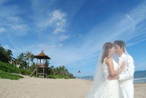 Des idées pour un mariage Beach à Mars