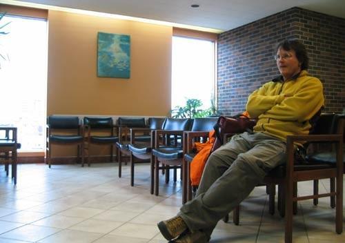 Comment faire pour passer le temps dans une salle d'attente