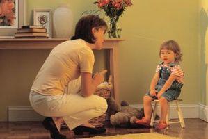 Stratégies parentales pour les questions de comportement émotionnel