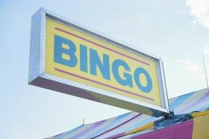 Idées de bingo pour les enfants