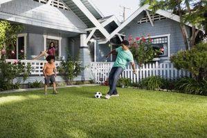 Idées Thrifty des activités pour les enfants