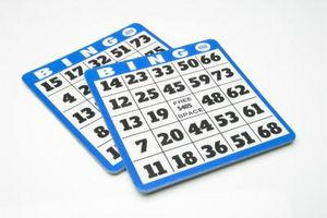 Que pouvez-vous utiliser des marqueurs pour les jeux de bingo pour les enfants?