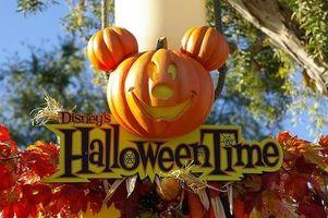 Comment célébrer un Disney à thème Halloween