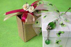 Creative Cadeaux de mariage faits maison
