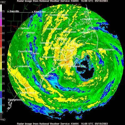 Choses que les gens utilisent pour trouver Hurricanes