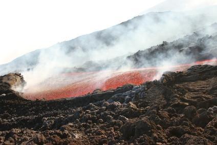A propos du Mt. Volcan Etna