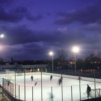 Jeux de hockey sur glace 3D