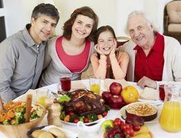 Comment Mener une prière Thanksgiving