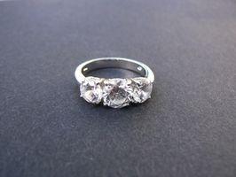 Comment identifier un anneau Cartier Ce ne possède pas de marques