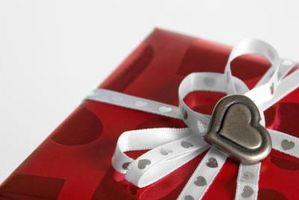 Idées cadeaux maison Valentine pour Boyfriends