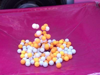 Comment faire un jeu de ping-pong Ball & Peg