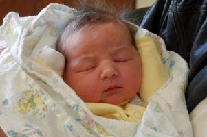 Quelles choses sont nécessaires au moment de l'accouchement d'un bébé?