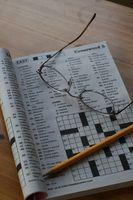 Comment faire pour créer et imprimer un Crossword Puzzle