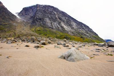 Caractéristiques des dépôts glaciaires anciennes