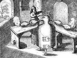 Comment lire un Fractional Distillation Graph