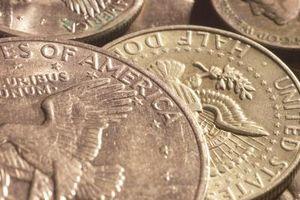 Comment vendre Argent Demi-Dollars