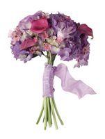 DIY Hydrangea bouquet de mariée