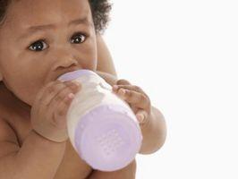 Le lien entre une bonne nutrition et développement chez les nourrissons