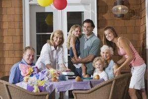 Lieux à organiser une fête d'anniversaire pour un adulte