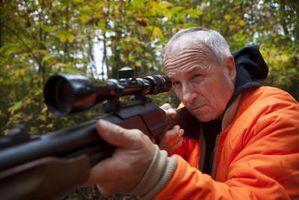 Comment monter une portée de fusil de chasse