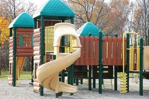 Pennsylvania Department of Public Welfare Playground Safety