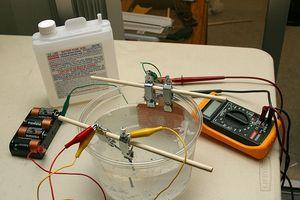 Electroplating DIY