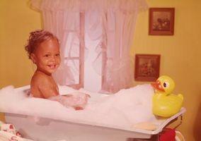 Bath Safe Temps Bubbles pour tout-petits