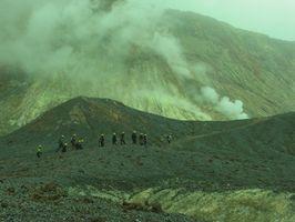 Projets scientifiques scolaires sur Volcanos