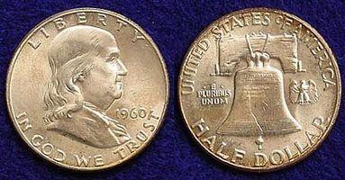 Comment recueillir Franklin Half Dollars