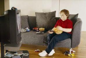 Les mauvais effets des émissions de TV sur le développement des enfants