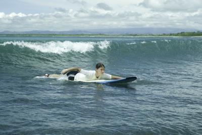 Quelle est la hauteur du tsunami vague moyenne?