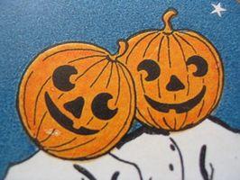 Comment entrer dans l'esprit d'Halloween