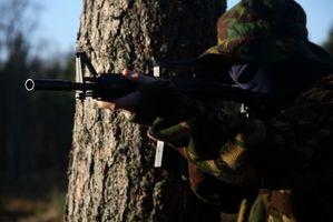Comment identifier une carabine Colt M-16 Original