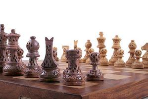 Comment faire des jeux d'échecs flash