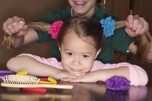 Jeux Salon de beauté pour les enfants