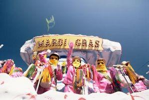Parade Float Idées de décoration