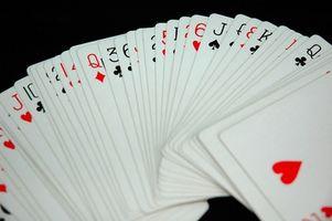 Cinquante-cinquante cartes Règles du jeu