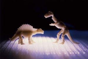 Activités Dinosaur en classe